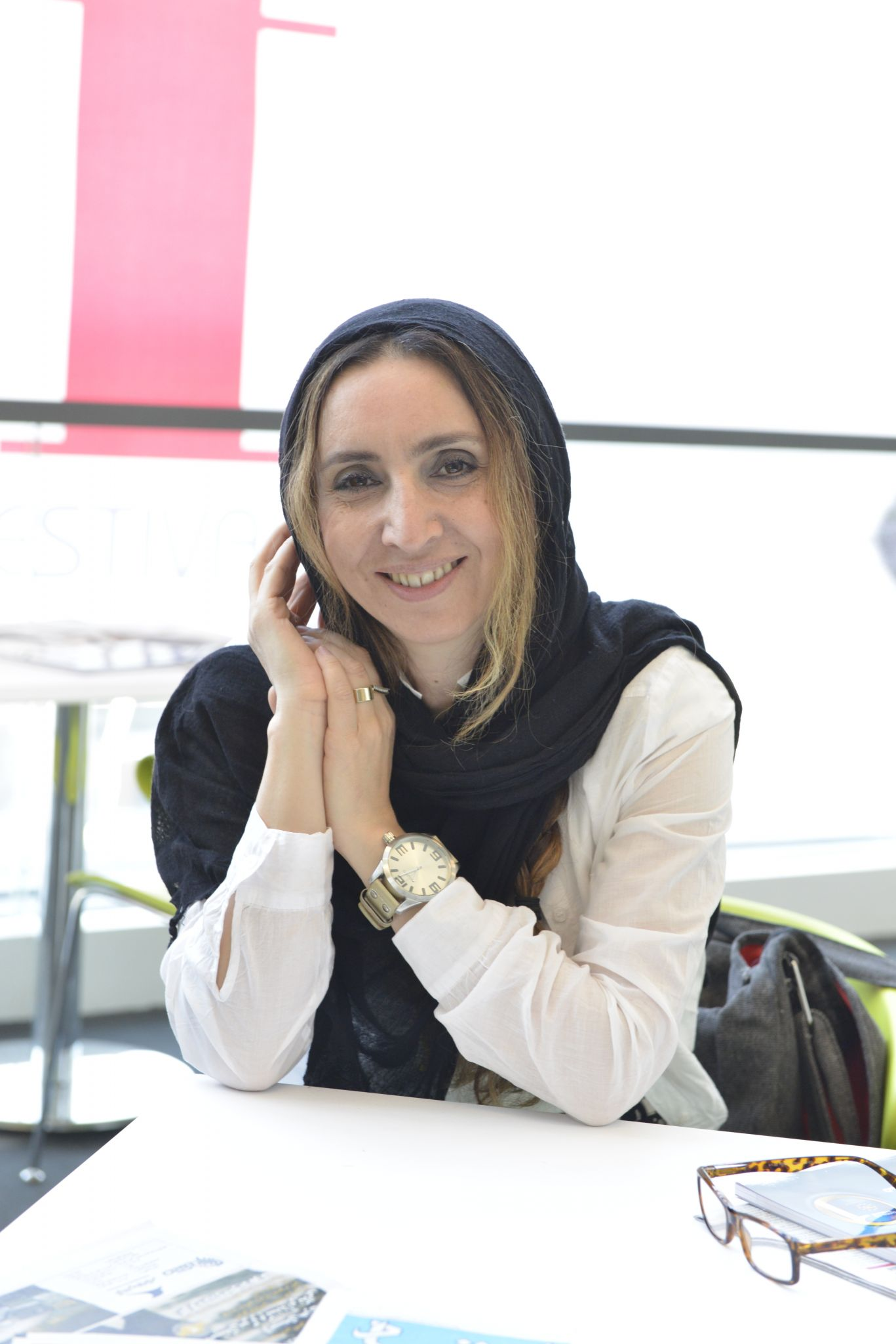 An interview with Semra Guzel Korver, invited to Iran Film Market of the 34th Fajr International Film Festival     Strong cultural ties between Iran and Turkey