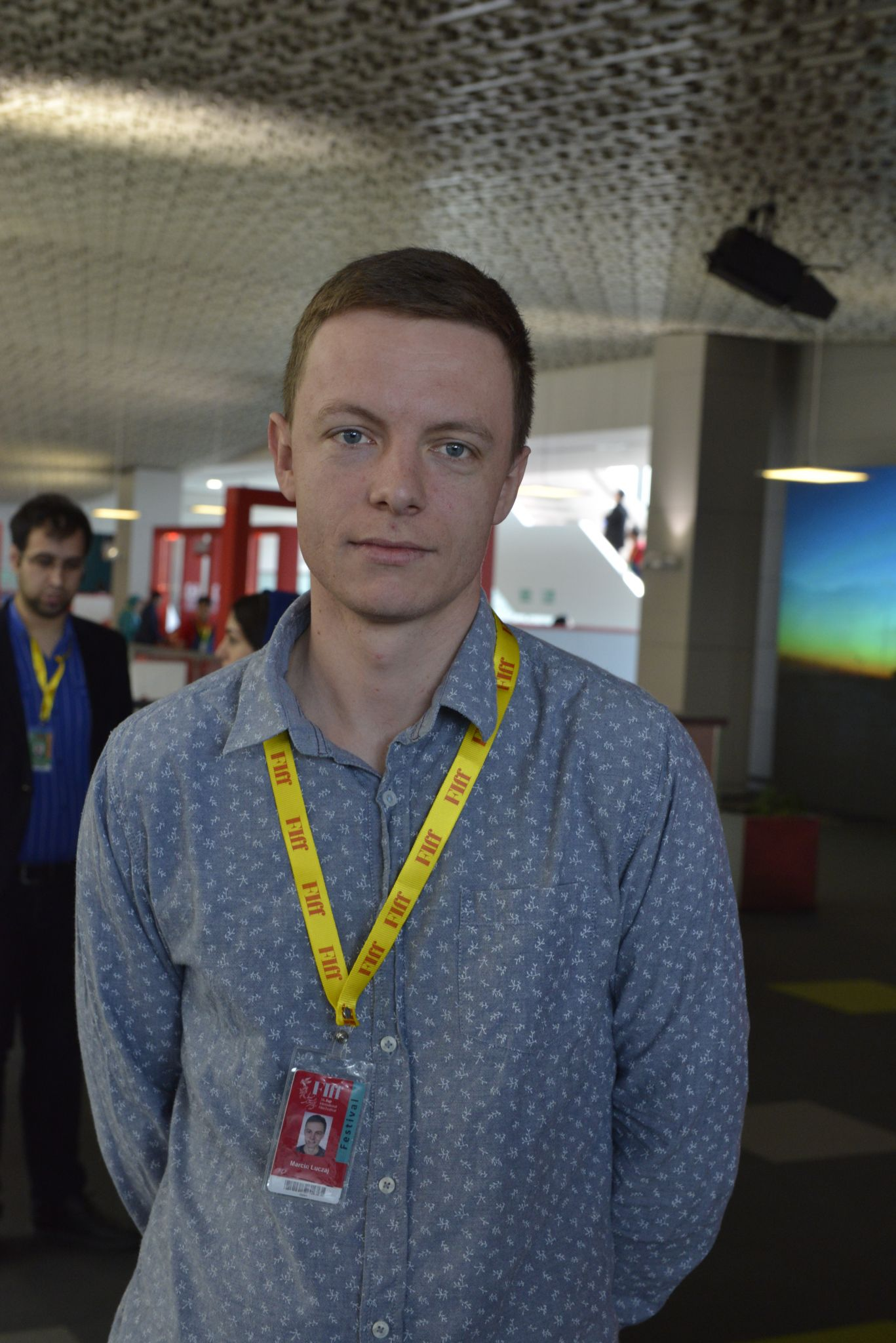 An Interview with Marcin Luczaj, Programmer at Warsaw Film Festival: FIFF looks like festival and film markets in Europe or Unites States