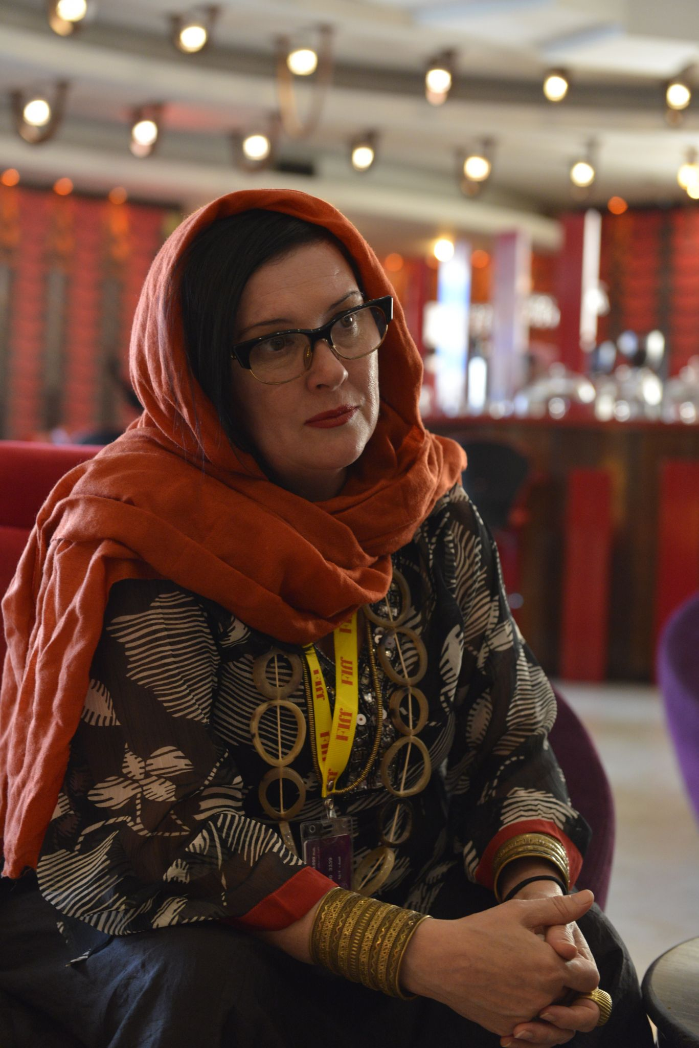 Interview with Maxine Williamson, Artistic Director of Asia Pacific Screen Awards: Iranian Cinema Demonstrates Humanistic Dramas