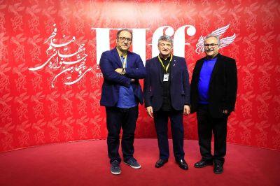 First Day Of 34th International Fajr Film Festival In Charsou Cinemaplex