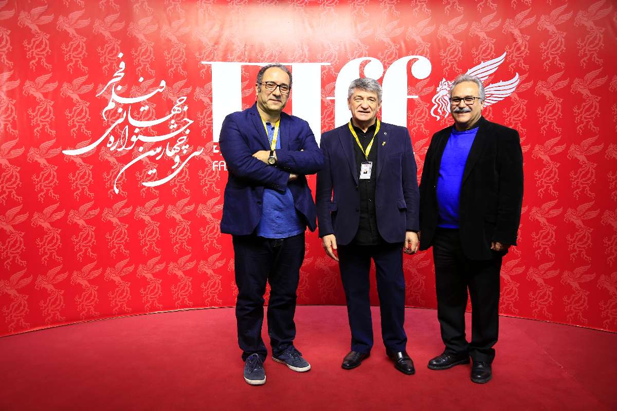 First Day Of 34th International Fajr Film Festival In Charsou Cinemaplex