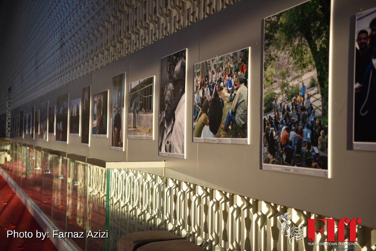 Kiarostami Art Exhibition Gracing Fajr Fest