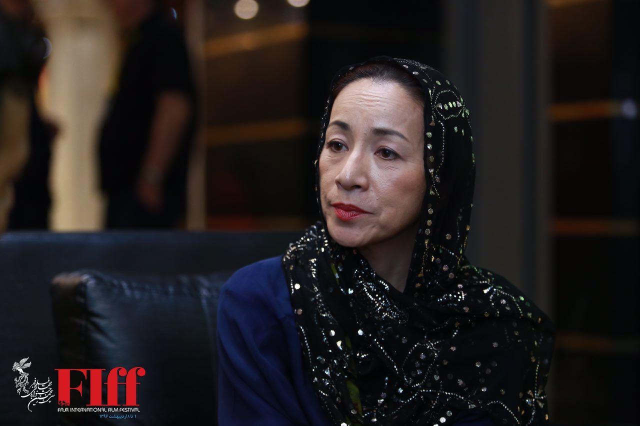 Jury Member Mieko Harada: Japan and Iran Share Cultural Commonalities