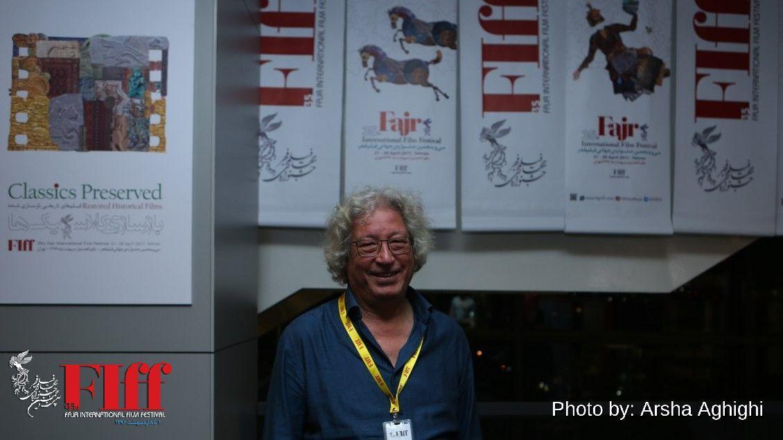 Jury Member Ayed: Iranian Cinema Has Its Own Market