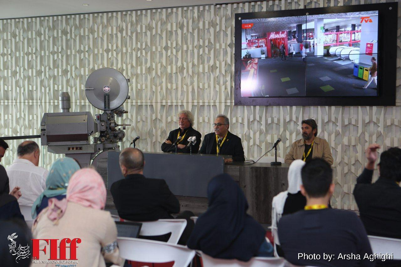 Jury Members of FIff 2017 Hold Press Conference