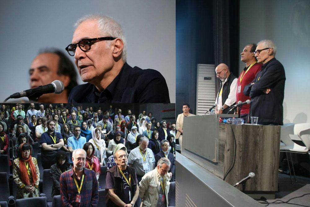 Cinematographer Kalari: Kiarostami Went Against the Rules