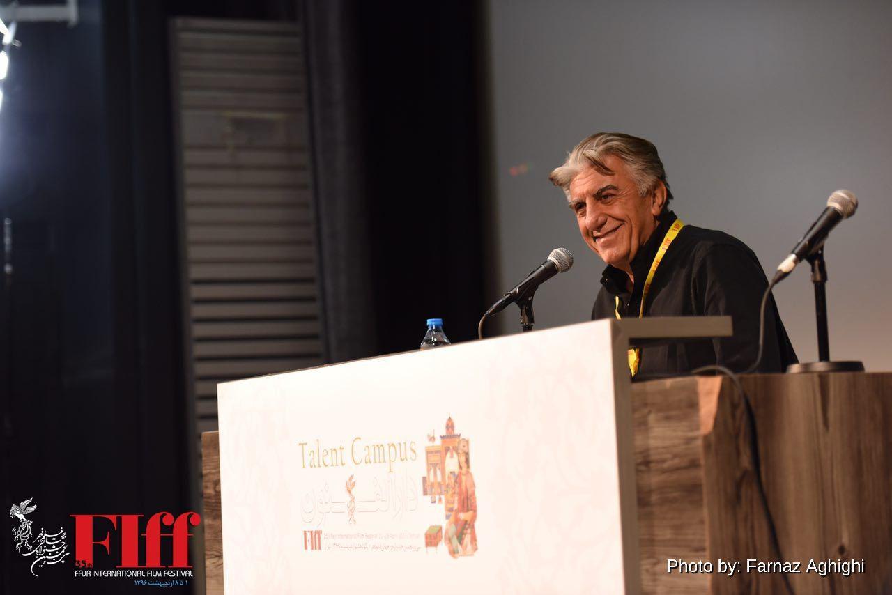Kianian Reveals Secrets of Cinema in Acting Workshop