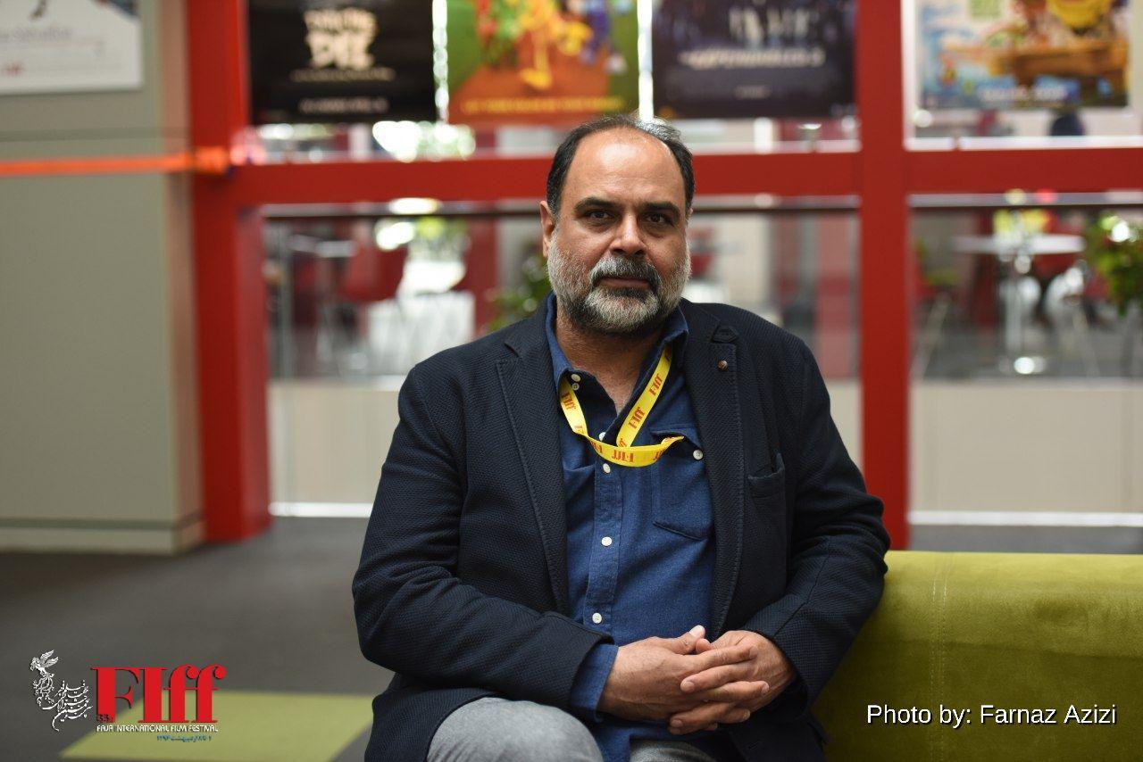 Filmmaker Mirtahmasb: Film Market Is a Jumping Ground for Documentaries