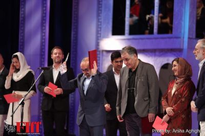 Fajr International Film Festival's 2017 Closing Ceremony  in Pictures