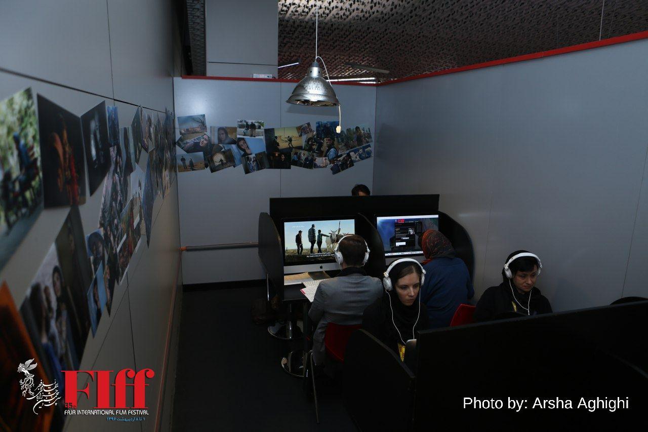 Fajr Video Library at Film Market