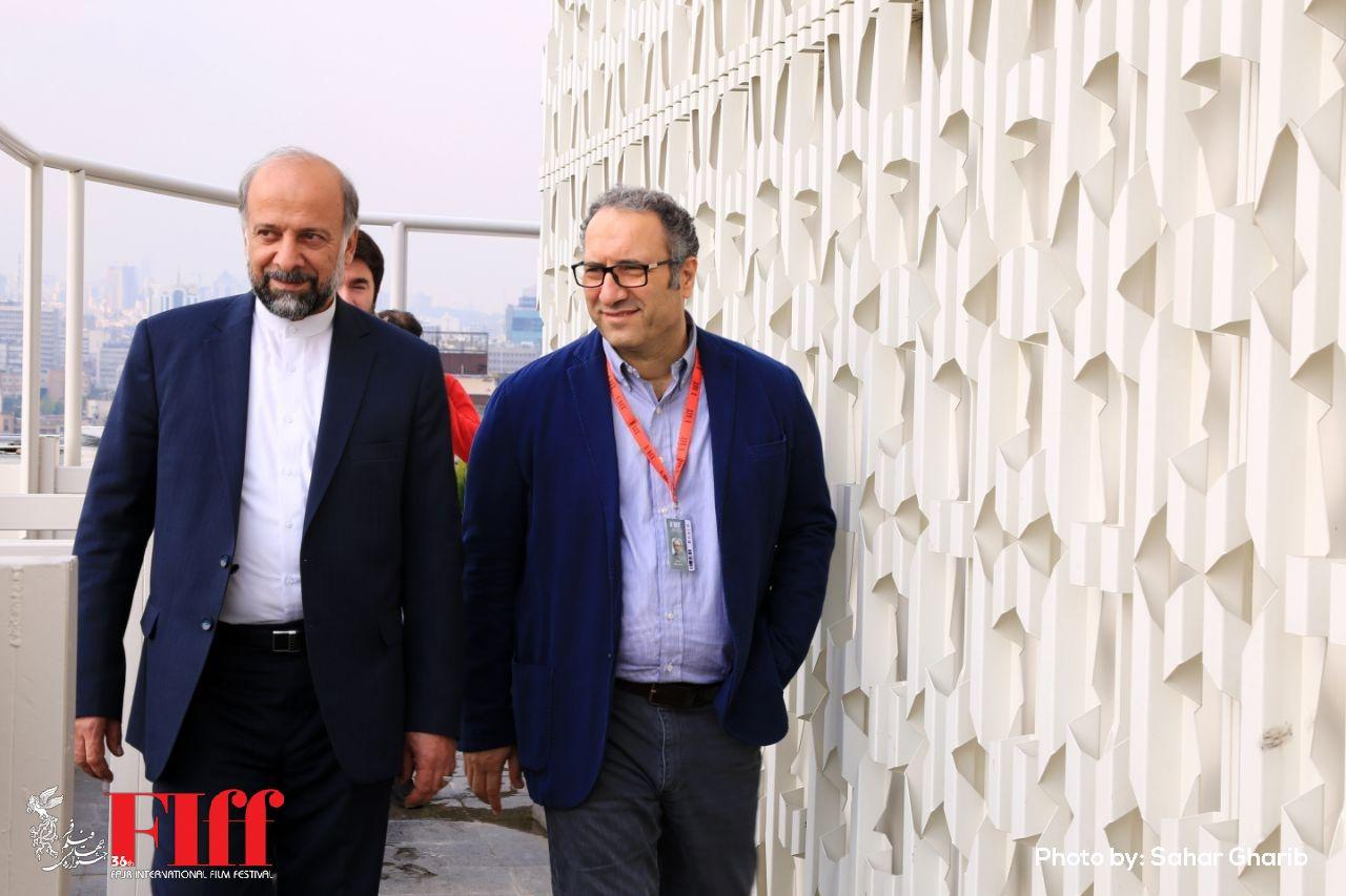 Deputy Culture Minister Visits FIFF