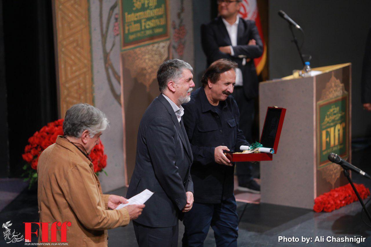 2018 Awards Ceremony of Fajr International Film Festival – 4