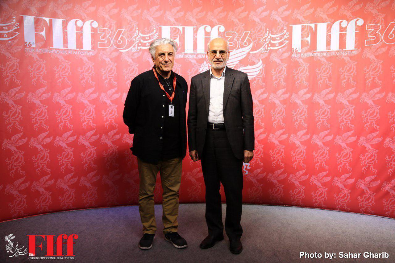Tehran Province Governor Isa Farhadi, Governor-General Mohammad Moghimi Visit Charsou