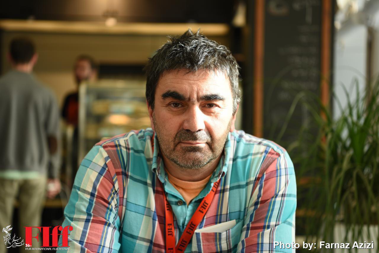George Ovashvili: Fajr Filmfest Is Progressive, Has Future
