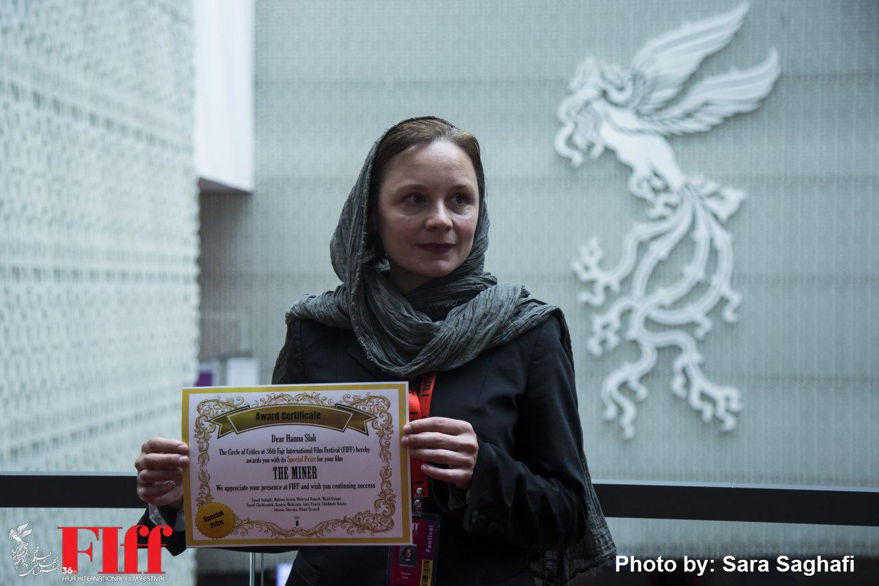 Hanna Slak: Iranian-Slovenian Filmmakers Face Similar Challenges
