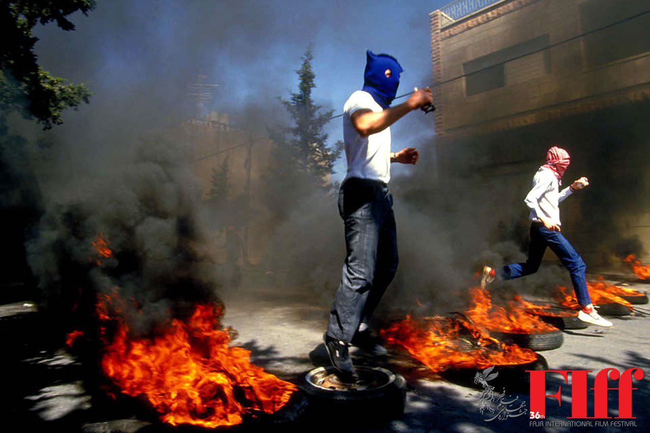Fajr to Host 'Intifada' Photo Exhibit by Alfred Yaghobzadeh