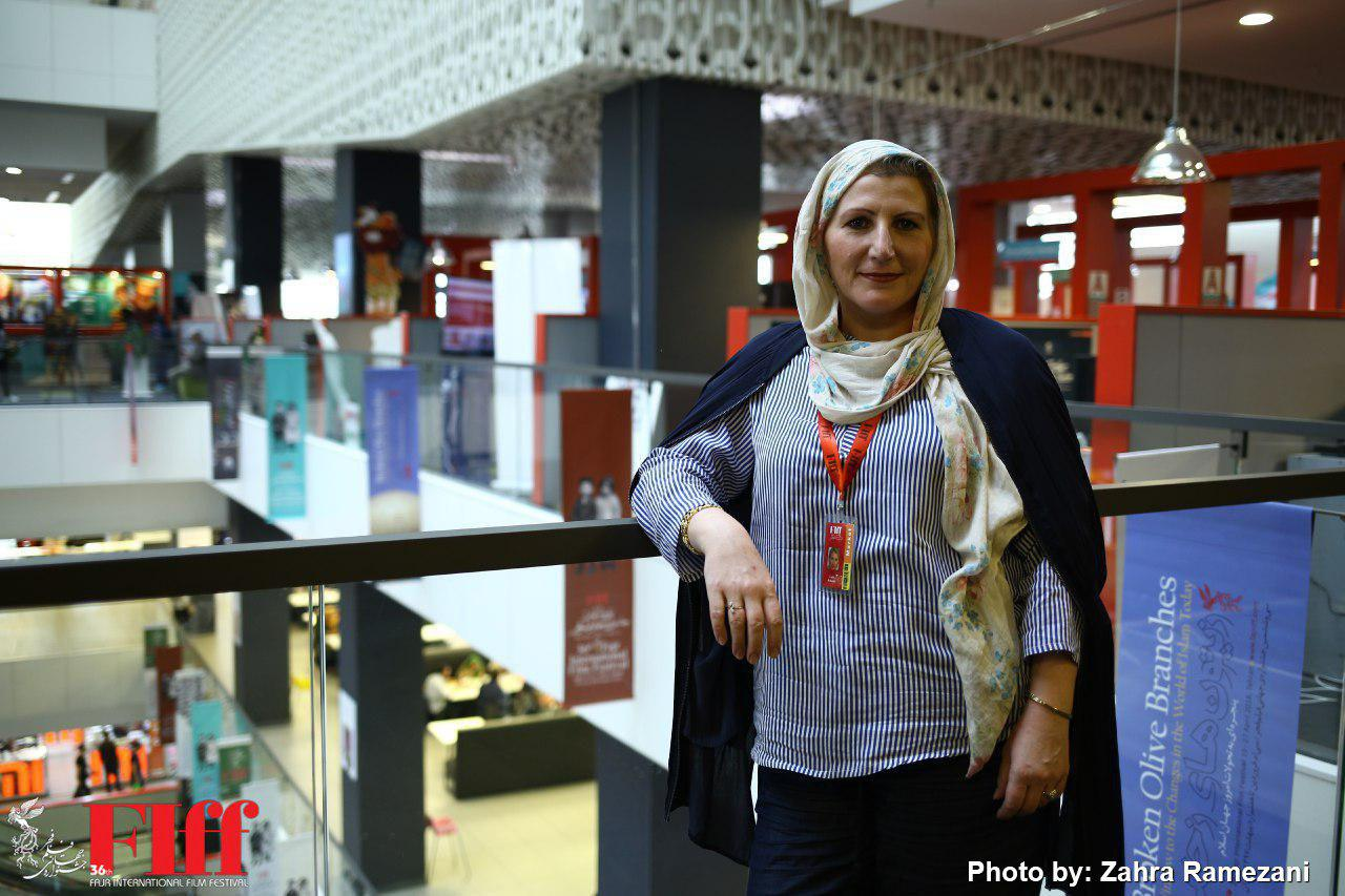 Leila Babovic: FIFF Helpful in Dealing With Western Prejudices Toward Iran