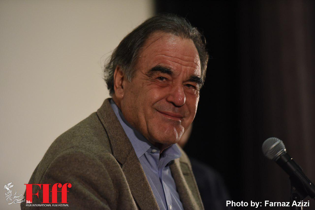Oliver Stone Wraps Up Talent Campus Workshops