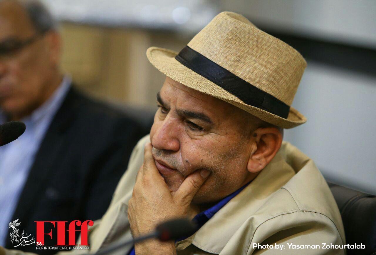 Directing Workshop by Rashid Masharawi at IRIB University