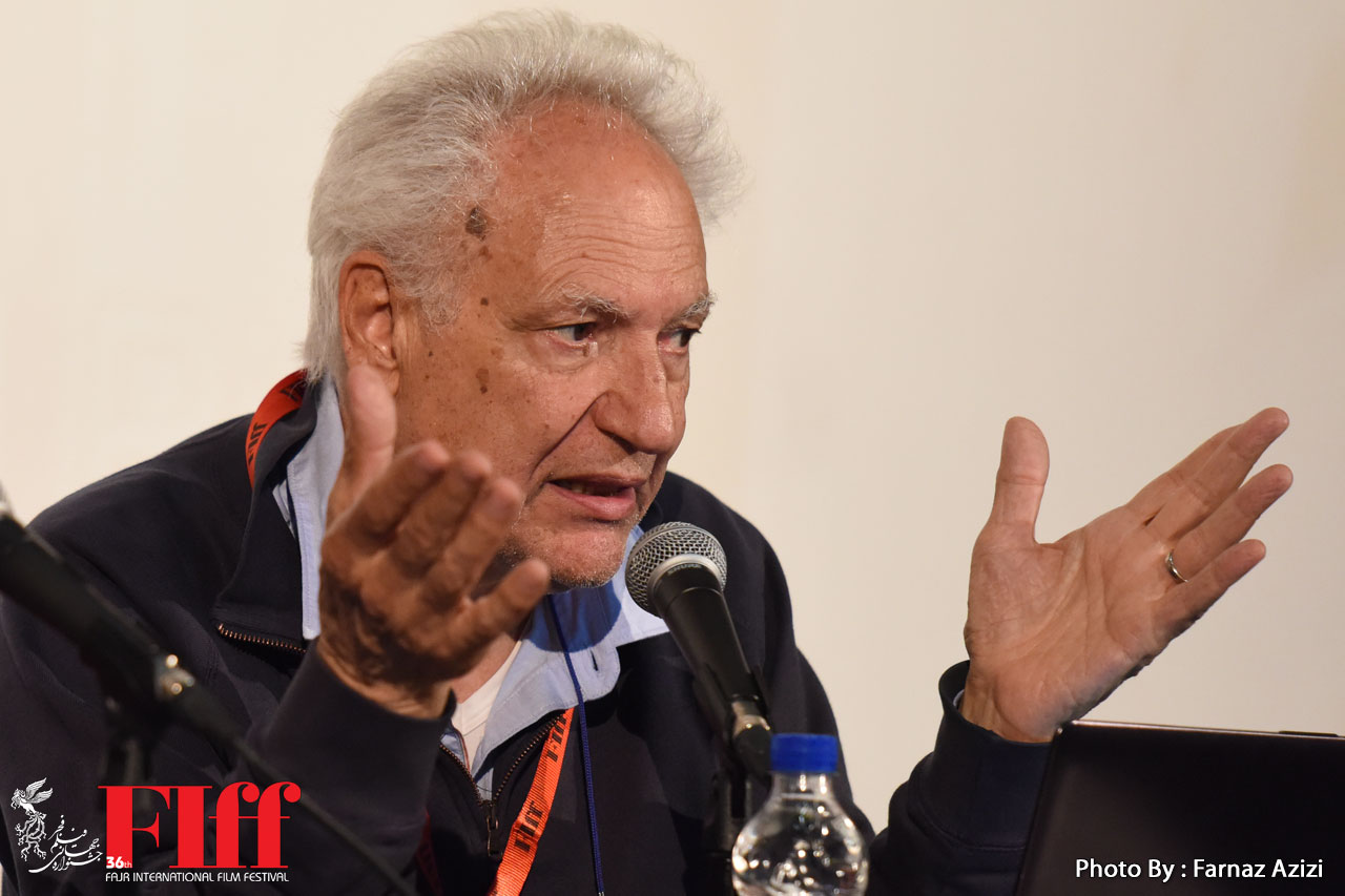 Roberto Perpignani: FIFF Workshops Are First-Rate – I'll Be Back