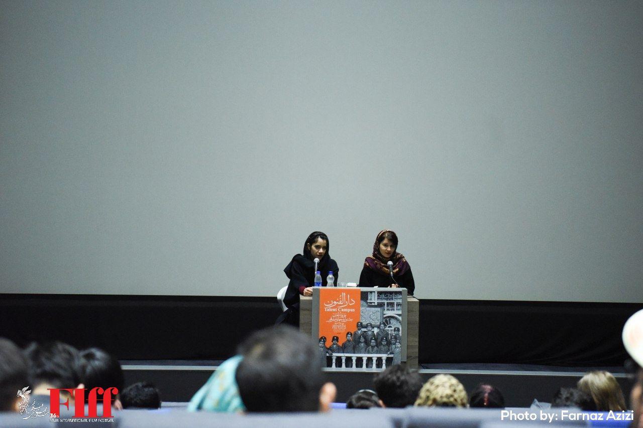 Screenwriting Workshops by Naghmeh Samini