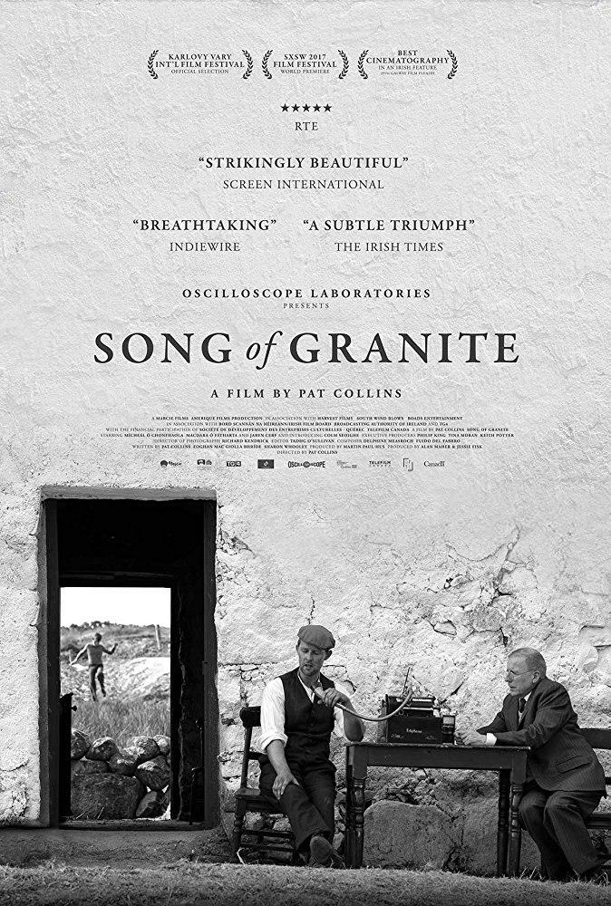 Oscar Contender Song of Granite to Compete at 2018 FIFF