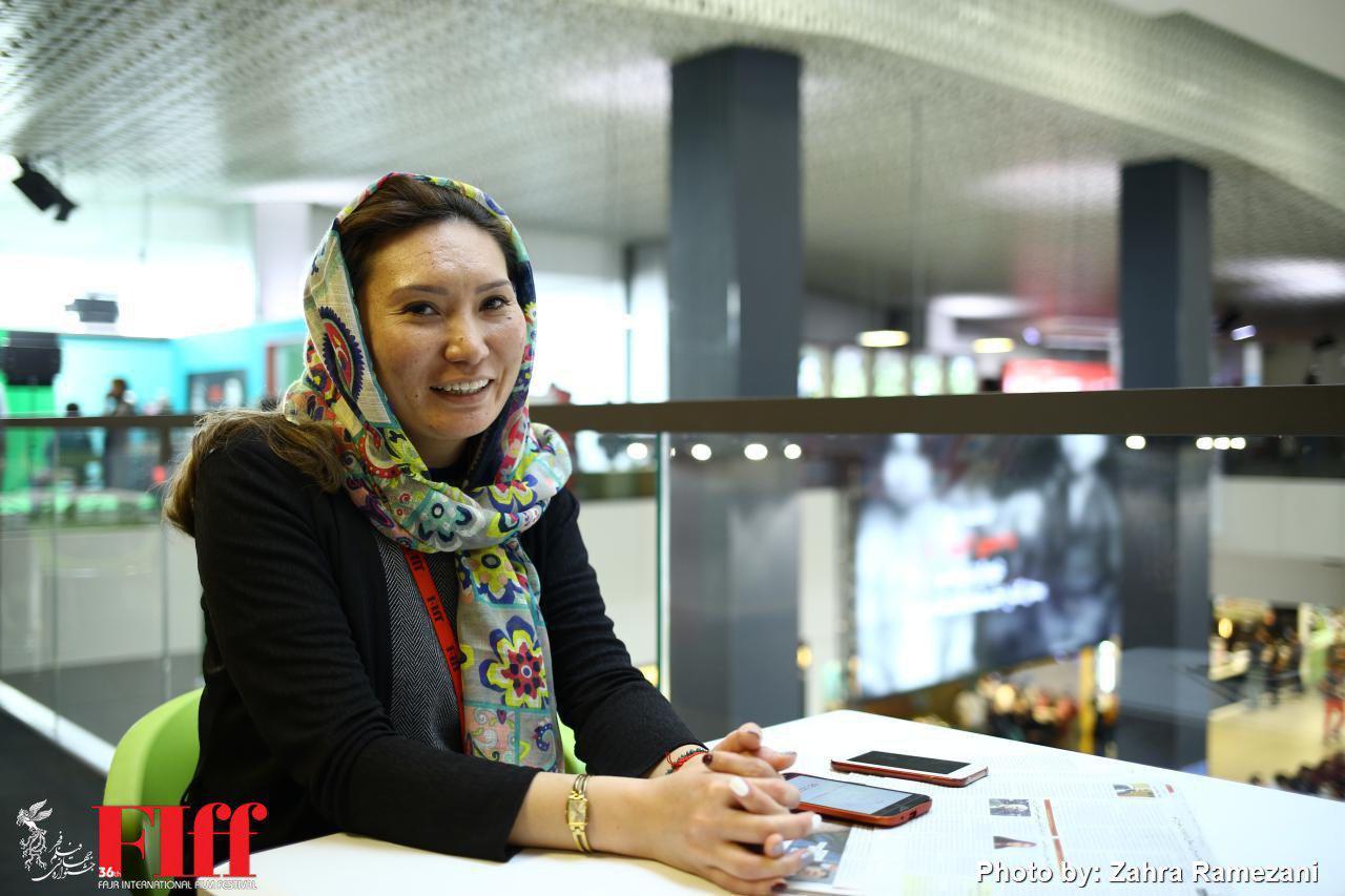 Zarema Kolkombaeva: Attending Fajr to Purchase Iranian Movies