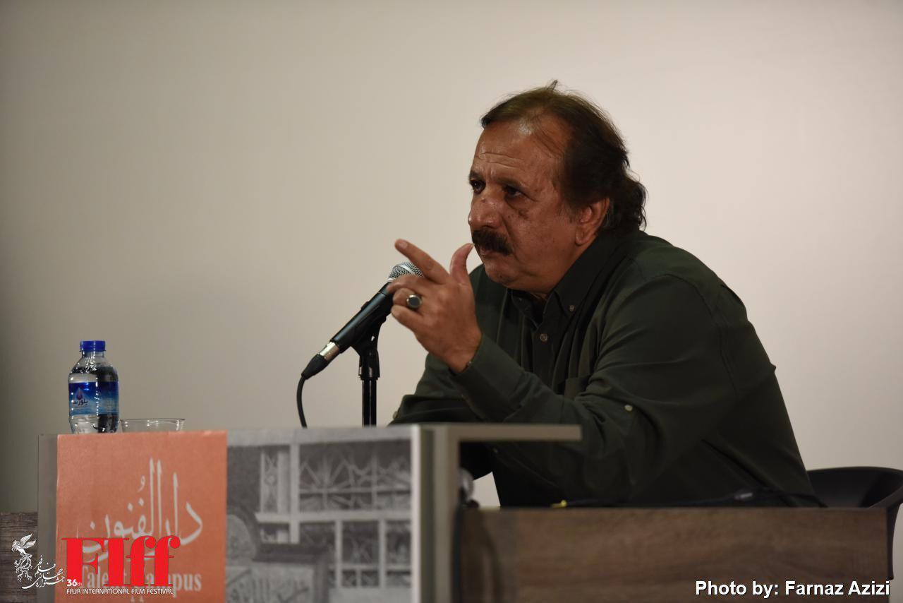 Majid Majidi: I Come from the Analogue Generation