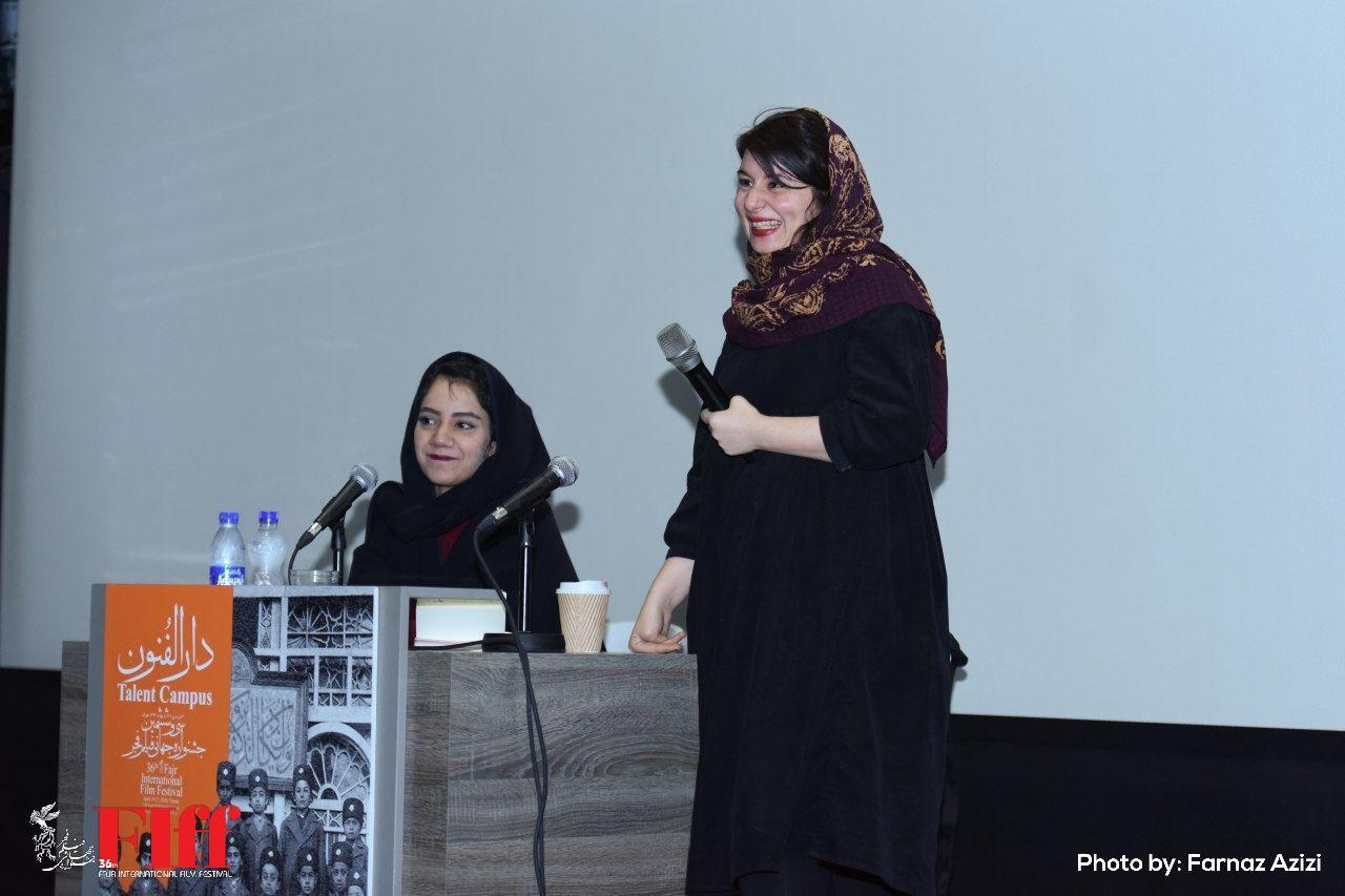 Naghmeh Samimi Screenwriting Workshop