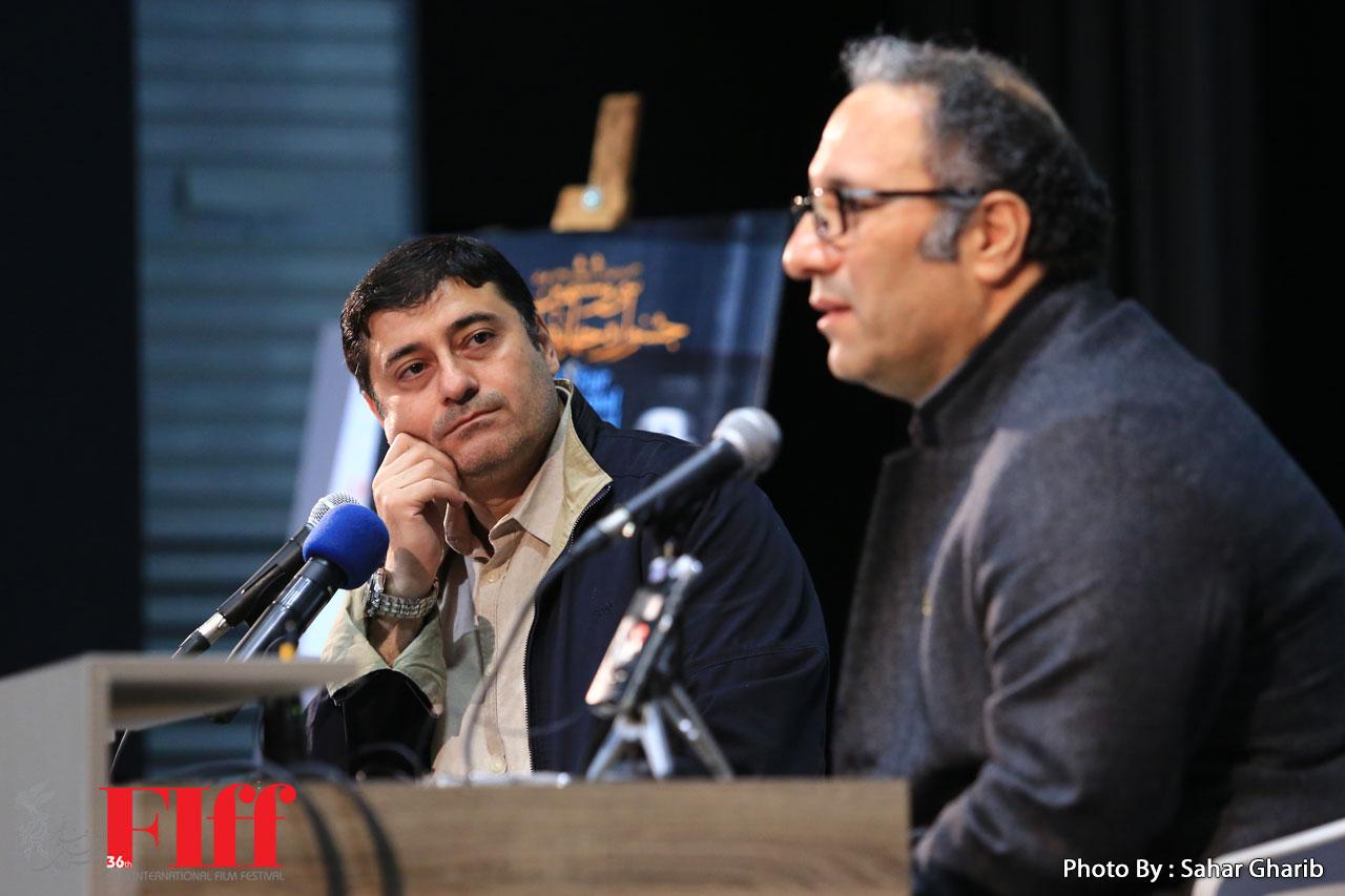 36th Fajr International Film Festival Presser