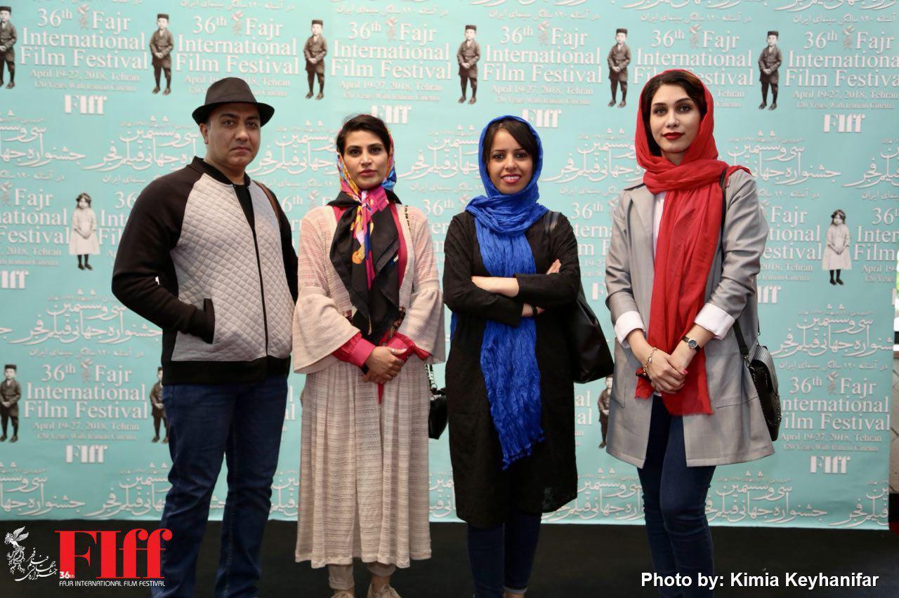 Presenting Maryam Bahrololumi's Patio in Charsou Cineplex