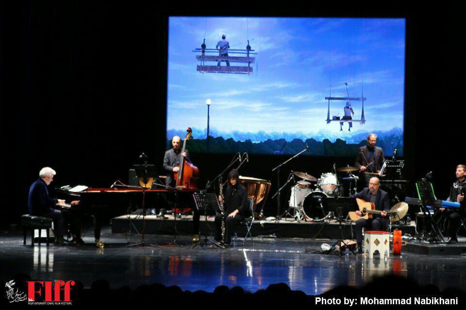 Vahdat Hall Hosts Concert by Oscar-Winning Composer Nicola Piovani