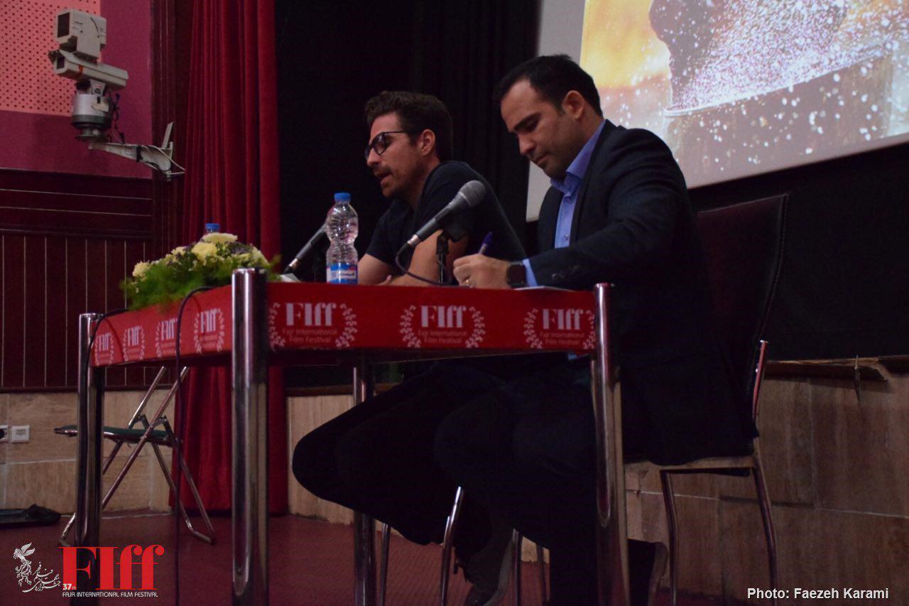 Scriptwriting Masterclass with Andrea Pallaoro in Cinema Felestin