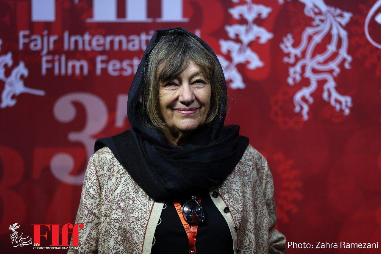 Barbara Lorey: Iranian Cinema Reflects the Society