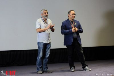 2019 FIFF Introduces Soroush Sehat's Dance with Me!