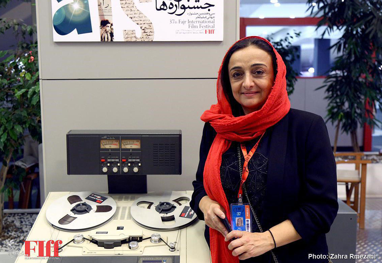 Hala Bousaab: It's Business as Usual for FIFF Despite Restrictions