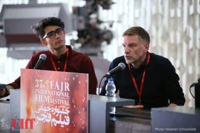 FIFF Presser with Hansjorg Weissbrich
