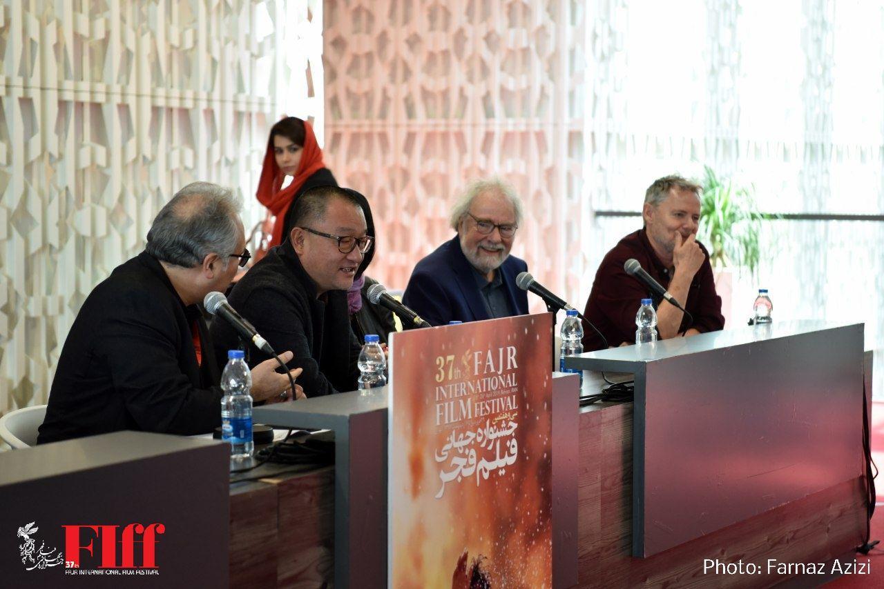 FIFF 2019 Jury Members Presser
