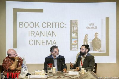 Iranian Cinema Review – Soureh Art University