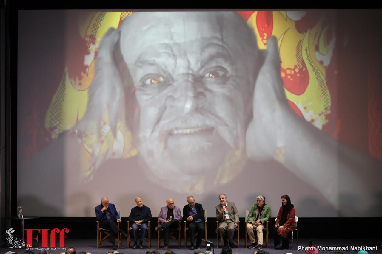 37th FIFF Honors Ali Akbar Sadeghi – 2