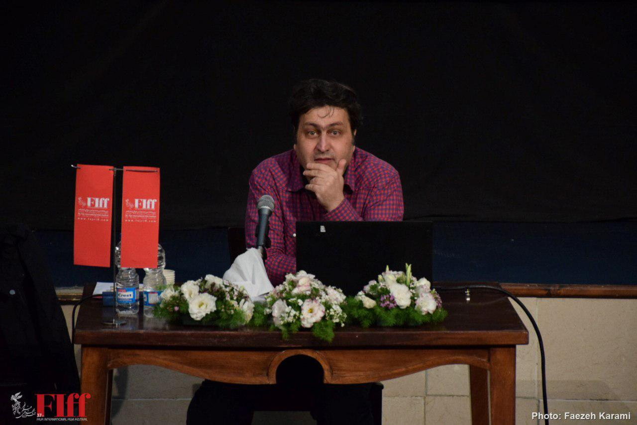 Screenwriting Workshop with Saeed Aghighi
