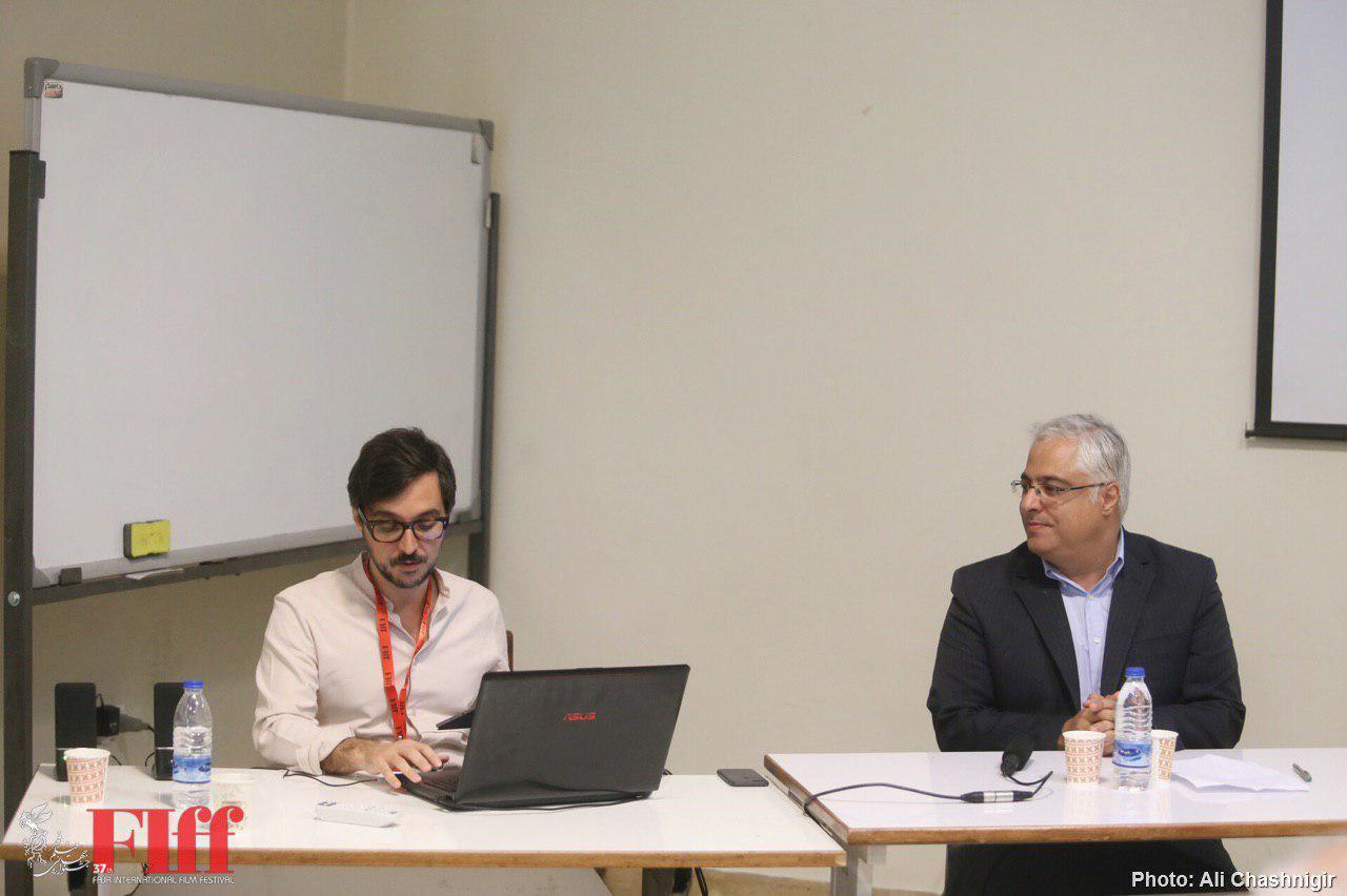 Slow Cinema Workshop with Tiago De Luca