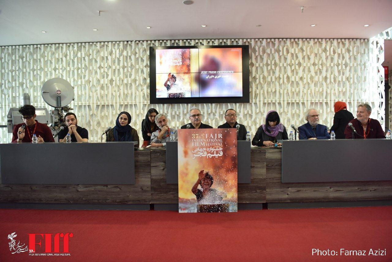 Members of Jury on FIFF 2019