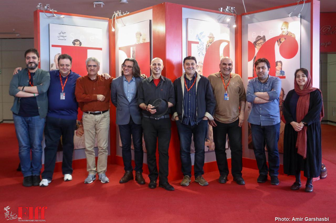 FIFF, Iranian Cinema Film Critics Session