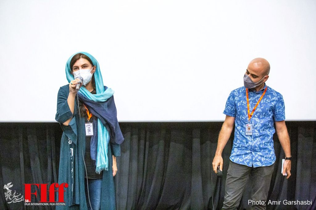 In Pictures: FIFF 2021 Presenters on Fifth Day