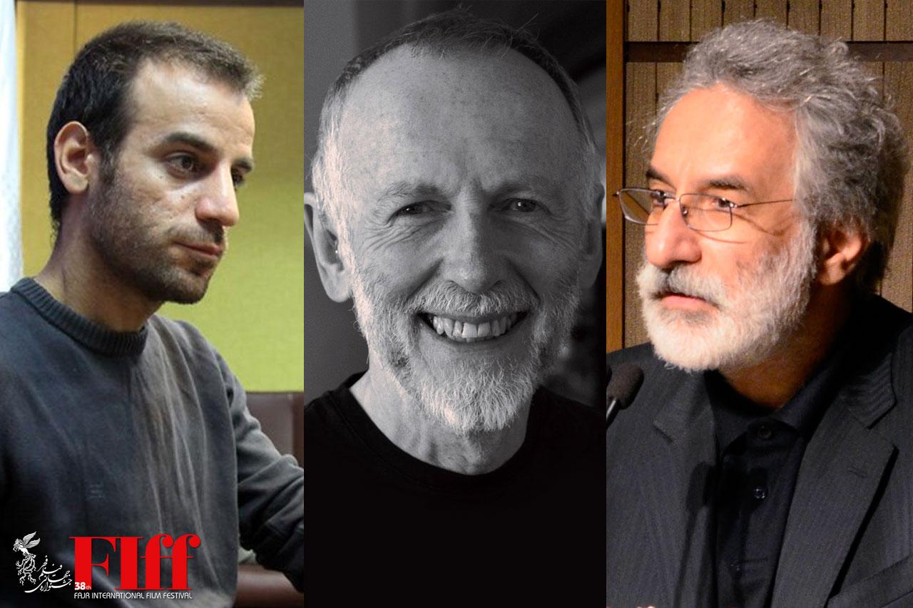 Ian Christie, Javad Tousi, Shahram Mokri Workshops