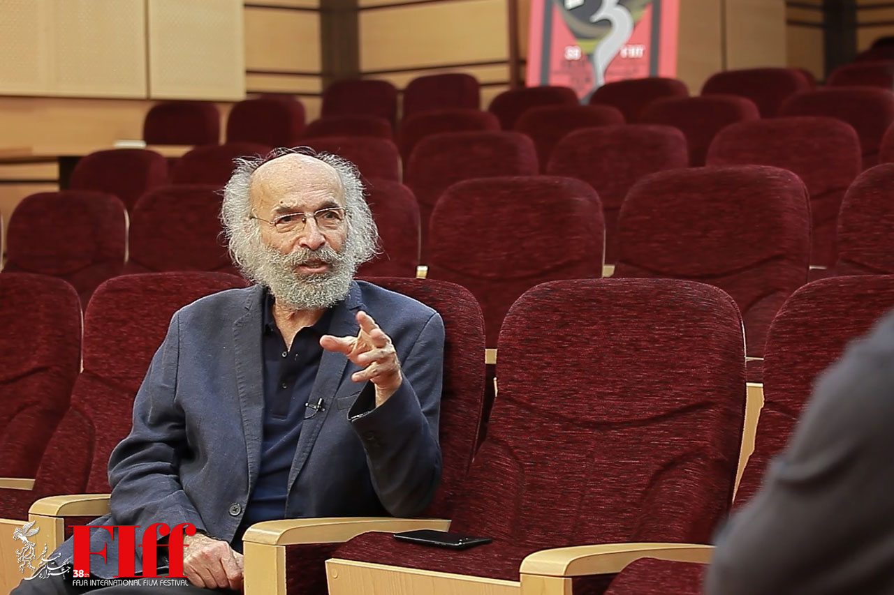 Kianoush Ayari: Work on New Ideas to Get the Picture