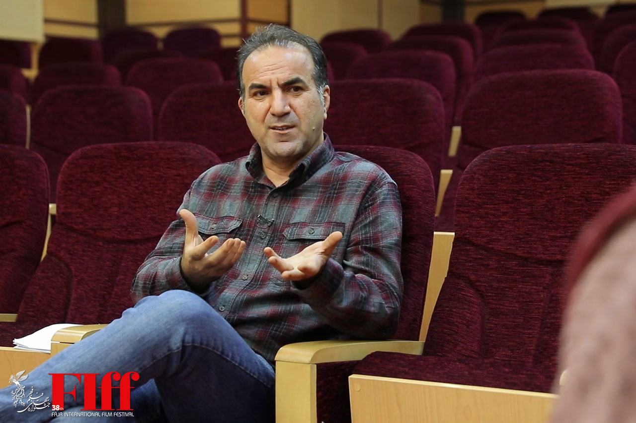Mehran Kashani: Scripts Are Our Worldview