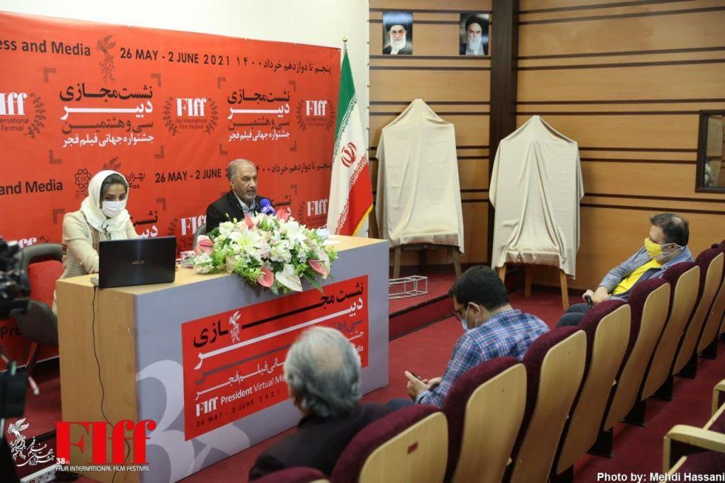 Asgarpour: Transformation Underway in FIFF Programs, Film Market, Participation