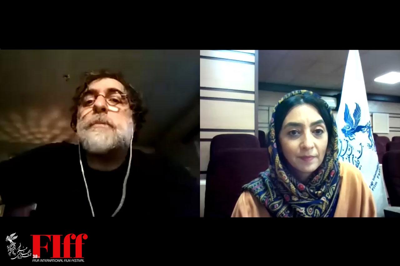 Fardin Khalatbari on Composing Music for Films